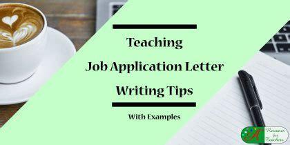 Sample resume for applying teaching job in india